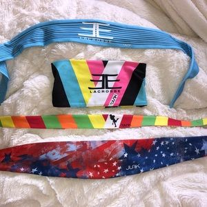 Accessories - Lacrosse Headbands By Junk